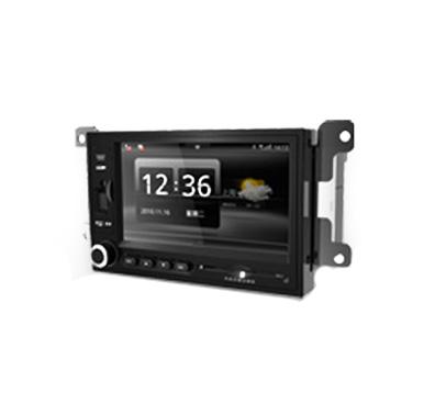 2DIN多路視頻行駛記錄儀